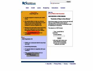 bcsalliance.com screenshot
