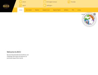 bcsonline.info screenshot