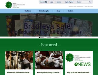 bcss.org.uk screenshot