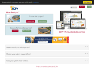 bdpv.fr screenshot