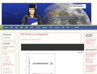 bdresult24.com screenshot