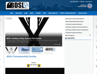 bdsl.org screenshot