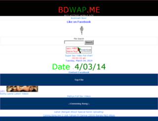 bdwap.me screenshot