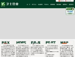bdweishi.com screenshot