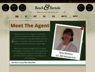 beachandbartolo.com screenshot