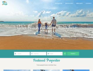 beachresortservices.com screenshot