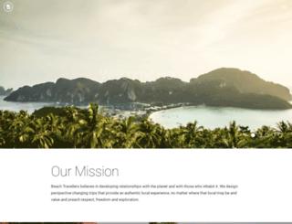 beachtravellers.com screenshot
