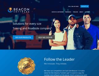 beaconsoftco.com screenshot