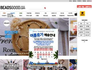 beadsgood.com screenshot