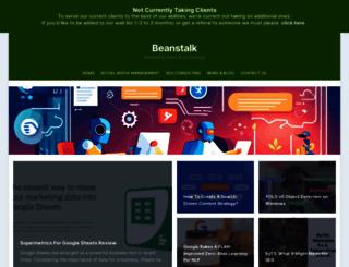 beanstalk-inc.com screenshot