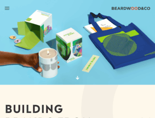 beardwood.com screenshot