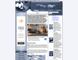 bearplanet.org screenshot