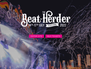 beatherder.co.uk screenshot