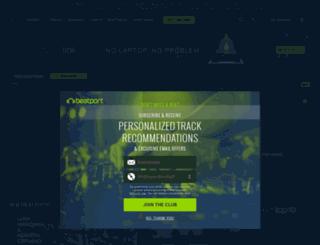 beatportplayer.com screenshot