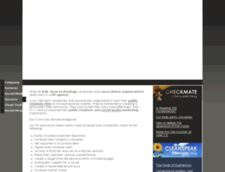 beaupre.com screenshot