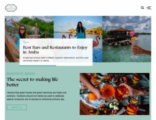 beautifulbooze.com screenshot