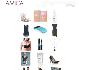 beauty-coach.amica.de screenshot