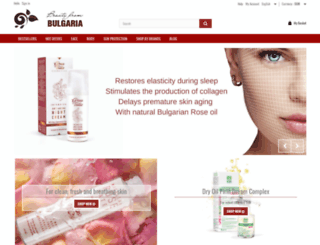beautyfrombulgaria.com screenshot