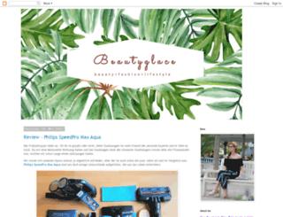 beautyglace.blogspot.co.at screenshot