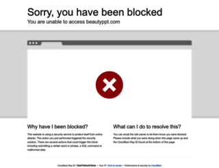 beautyppt.com screenshot