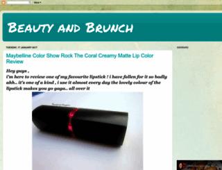 beautytempts.blogspot.in screenshot