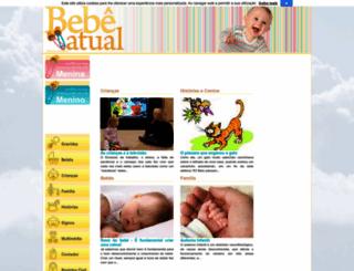 bebe.com.pt screenshot