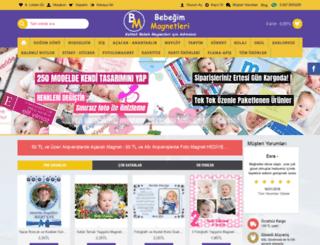 bebegimmagnetleri.com screenshot