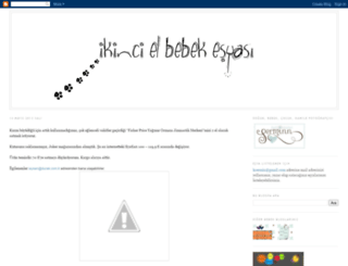bebekesyalari.blogspot.com screenshot