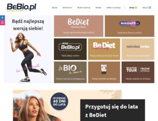 bebio.pl screenshot