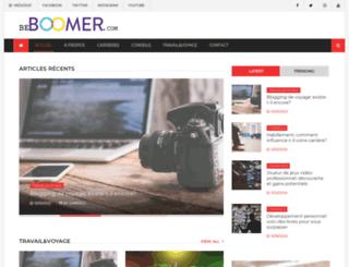 beboomer.com screenshot