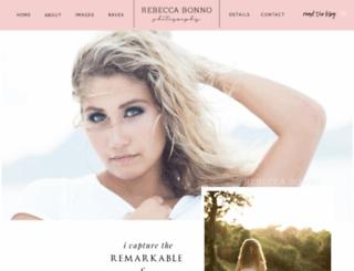 becciphotographyblog.com screenshot
