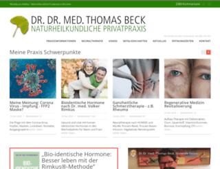 beckdoc.de screenshot