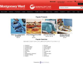 bedding.wards.com screenshot