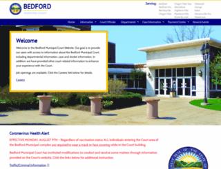 bedfordmuni.org screenshot