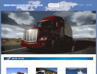 bedir-trans.reklamvitrini.net screenshot