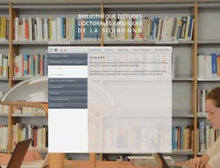bedjs.univ-paris1.fr screenshot