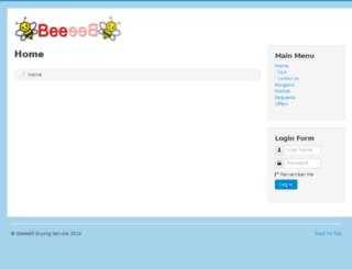 beeeeb.com screenshot