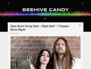 beehivecandy.com screenshot