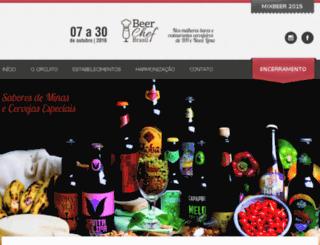beerchefbrasil.com.br screenshot
