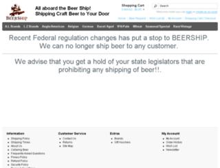 beership.com screenshot