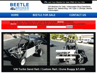 beetlebroker.com screenshot