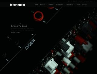 befaco.org screenshot