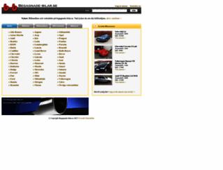 begagnade-bilar.se screenshot