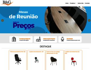 begmoveis.com.br screenshot