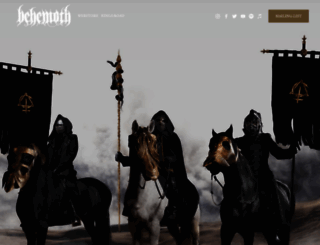 behemoth.pl screenshot