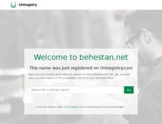 behestan.net screenshot