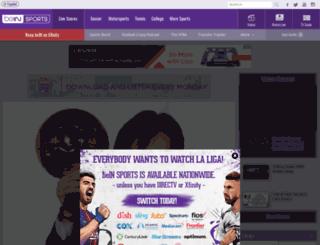 bein.pl screenshot