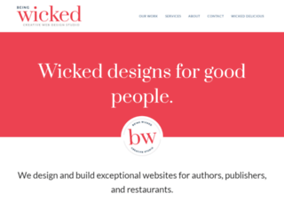 beingwicked.com screenshot