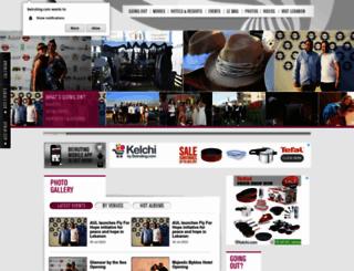 beiruting.com screenshot