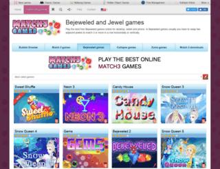 bejeweledonline.com screenshot